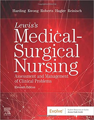 Lewis's Medical-Surgical Nursing 11th Edition