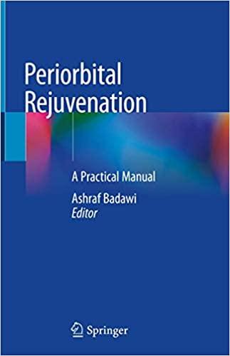 Periorbital Rejuvenation: A Practical Manual