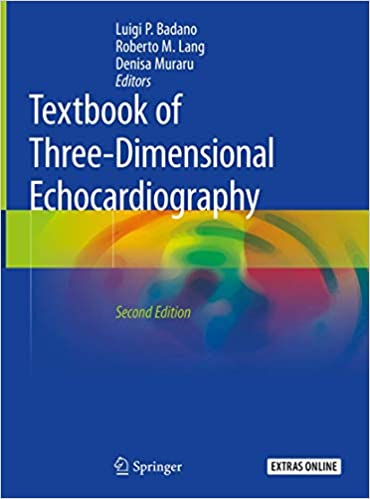 Textbook of Three-Dimensional Echocardiography 2nd ed